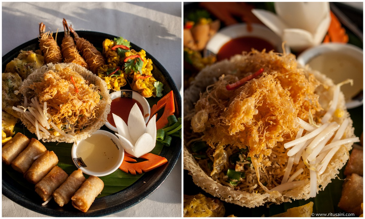 Khong Waang Ruam - Mixed Appetizers